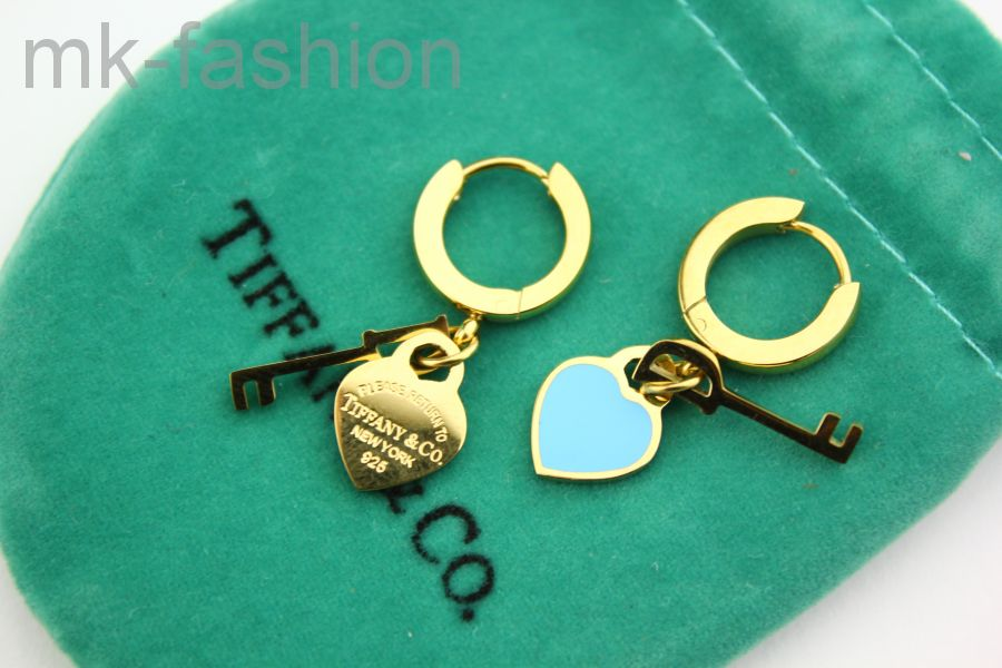 Tiffany&Co серьги
