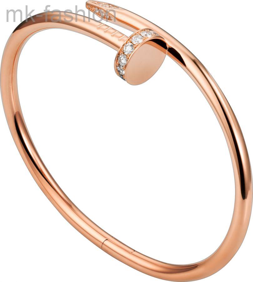 Браслет Cartier Розовое золото 115